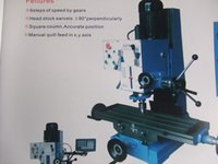 Wholesale milling and drilling machine