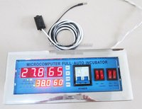 Wholesale Automatic Intelligent Incubator Controller With Temperature And Humidity Sensors