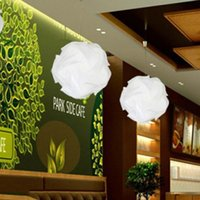 Wholesale New Fashion IQ Puzzle Jigsaw Light Lamp Shade Ceiling Sizes Colors Modern Design PD