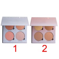Wholesale 2016 NEW Arrival Anastasia Beverly Hills Glow Kit Makeup Face Blush Powder Blusher Palette Cosmetic Blushes Brand