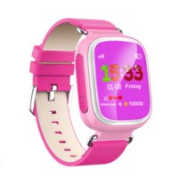 analog devices - 2016 Kid GPS Smart Watch Wristwatch SOS Call Location Device Tracker for Kid Safe Anti Lost Monitor Baby Gift Q80 PK