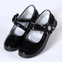 Wholesale 2016 Summer Girls Sandals Fashion Children Princess Dress Shoes PU Leather Female Child Flat Shoes Little Kid Big Kid