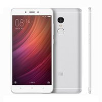 Android Deca Core 3GB Touch ID Xiaomi Redmi Note4 PRO 5.5Inch FHD Screen 3G RAM 64G ROM 13.0MP 4G LTE Smart Phone