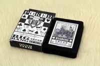 Wholesale korea pop band super star big bang poker G Dragon TaeYang playing cards gift for funs