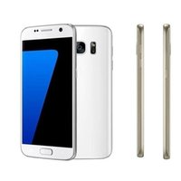 Wholesale unlocked S7 MTK6572 Dual Core goophone Cell Phones Android Lollipop inch S7 Smartphone Show G LTE WCDMA Smart Cell Phone