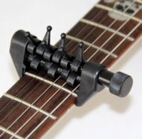 alternative guitar tuning - Black Flanger Flexi Capo Portable Alternative Tuning Capo for Guitar Accessories capo jersey capo types capo types
