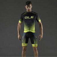 Wholesale 2015 ale cycling jersey Short Sleeve bike bicycle sportswear mtb men s cycling clothing