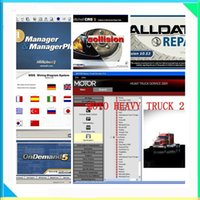auto parts catalogue - alldata and mitchell software alldata Mitchell on demand auto parts catalogue etc in1 with TB New Hard Disk