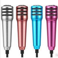 Precio de La grabación de música de la pc-Microfono profesional Lavalier Karaoke Surround Cancelación de ruido Alta fidelidad para móviles / PC / Laptop para Karaoke Podcast Registro de música