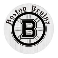 Slides, Sliders beads boston - High Quality Silver Circle mm Stainless Steel Plate for Floating Charms Locket The Love for Boston Bruins