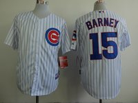 barney white - Chicago Cubs Mens Jerseys Darwin Barney White Baseball Jerseys Stitched Name Number and Logos