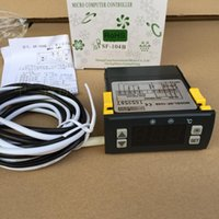 Wholesale SF B Temperature Controller Digital Display Freezer Defrost Thermostat A