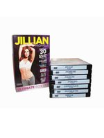 Wholesale 2016 New arrival JIllian Michaels ULTIMATE BOX SET DVDS Workout Fitness DVD Us Version Brand New
