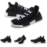 velcro - Only Today Big Discount Cheap Shoes NMD HumanRace People Racing Shoes HumanRace Yellow Black SHOES NMD Shoe Williams Pharrell EUR36