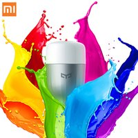 Wholesale Xiaomi Yeelight RGBW E27 Smart LED Bulb Wireless Dimming Bedside Lamp Smart Home Lighting Colorful