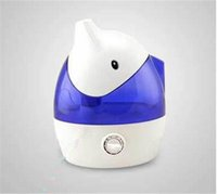 Wholesale Dolphins household humidifier ultrasonic atomizing humidifier