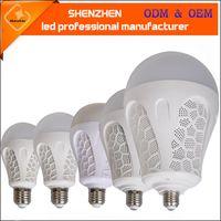 aluminum globe - New plastic coated aluminum W W W W led bulbs PAR light led down light bombilla led lampara E27 screw year warranty