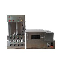 Wholesale 220V Pizza Cone Forming Making Machine Commercial with Pizza Rotational Oven
