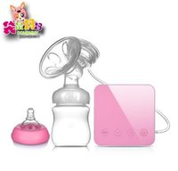 automatic milker - Hot sale Electric breast pump automatic milker milking maternal breast pump to pull milk suction authentic