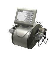 Wholesale 5 IN Ultrasonic Liposuction Cavitation Body Slimming MHz Bipolar RF Tripolar RF Multipolar RF KHz Ultrasonic Cavitation Strong Vaccum