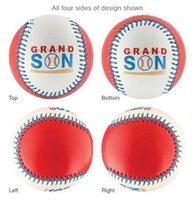 baseball throws - 2016 hot sale Baseball Soft baseball Hard baseball Softball Global training solid ball Throwing exercise