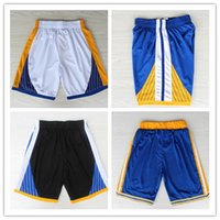 Wholesale New Material Best Quality Sport Shorts Stephen Curry Basketball Shorts Golden State Basketball Shorts