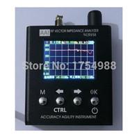 antenna swr analyzer - Antenna Analyzer N1201SA SWR standing wave meter Talent instrument Impedance tester M GHz