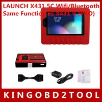 audi sale used - 2015 Hot Sales used car diagnostic scanner original LAUNCH X431 C Wifi Bluetooth with adopters function as launch x431 v free dhl