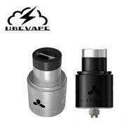 active tips - Active Two Post Design Uwell Rafale X RDA Tank Atomizers with ASB Drip Tip Anti Spit Back System E Cig Atomizers