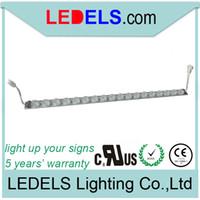 5 años de garantía, UL CE ROHS Cree 24v 21.6W 2160lm alta potencia led módulo para lightbox