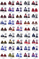 Wholesale 2016 Team Beanies Hats Pom Sports Beanies Knit Hat Top Quality Hat For Mens Womens Youth Mix Order More Styles