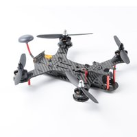 Wholesale 220 FPV Racing Drone Quadcopter Kit mm KV Brushless Motor TVL Camera G VTx F3 Remote Control Airplane Model Aircraft Toy