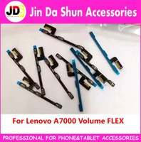 Wholesale Volume Power On off on off Button Flex cable for Lenovo A7000