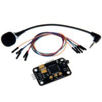 analog devices sensors - Voice Recognition Module for Arduino Compatible Control your devices Dropshipping module voice modulation spectrum modulation spectrum