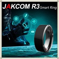 Wholesale JAKCOM R3 NFC Magic Wear Smart Ring waterproof dustproof fallproof For Android Windows Mobile Phone wearable magic small ring