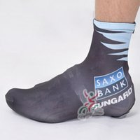 bank fashion shoes - 2016 New saxo bank cycling shoes cover ciclismo Bicycles Lycra Sport Fashion ciclismo Fashion Pro Team Bike