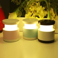bedside lamp ikea - Creative gift colorful telescopic lamp LED eye reading lamp bedroom bedside lamp Nightlight atmosphere of exquisite gift