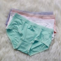 Wholesale High Quality Women s Panties Cozy bamboo fiber fabric Girl Briefs Knickers Lingerie Ms Soft Underwear