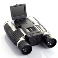 Wholesale Professional x32 HD Binocular Telescope digital camera MP digital camera TFT display full hd p telescope camera