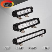 high intensity led - High intensity W CREE chip V DC inch W offroad led light bar for Jeep ATV