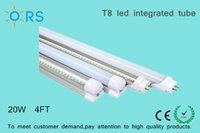 Wholesale 1 m T8 LED Tube lights integrated W ft with SMD2835 high brightness light tube light