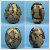 africa energy - 100g septarian Palm Soap Worry Stone Reiki Chakra Crystal Energy Healing Decor