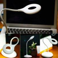 Escritorio LED Lámpara Luz Sensor táctil Cuidado de los ojos de los niños para leer Estudiar Trabajo Popular Nuevo -OD