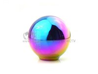 aluminium shift knobs - Universal fitment Car Shift Knob Aluminium Neo Chrome Type C Gear In stock and ready to ship