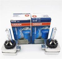 Wholesale OEM Osram D3S K W V Xenon Bulb Headlight COOL BLUE INTENSE Xenarc DHL Free from alisy