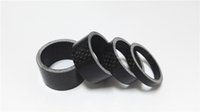 Wholesale 1 quot mm Carbon Headset Spacers Set mm Road Mountain Cycling Bike
