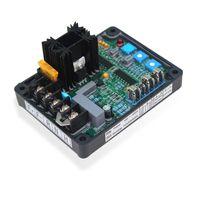 alternator regulator - Universal Amp Wave Self Excited Dip Switch Programmable Alternator voltage regulator avr GAVR AH with small Ampe
