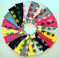 Wholesale 2016 children hot sale fashion ladies man all appropriate unisex maple leaf of cotton socks color choose
