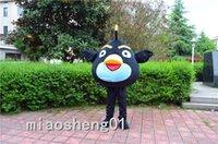 athletic sh - 2016 Custom made high quality angry Three kinds of color birds mascot costumes bear for adults mascot costume festival fancy dress free sh