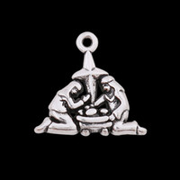 baptism accessories - Alloy Jew Charms Vintage DIY Baptism Finding Accessories Metal Pray Pendant Charms mm AAC1149